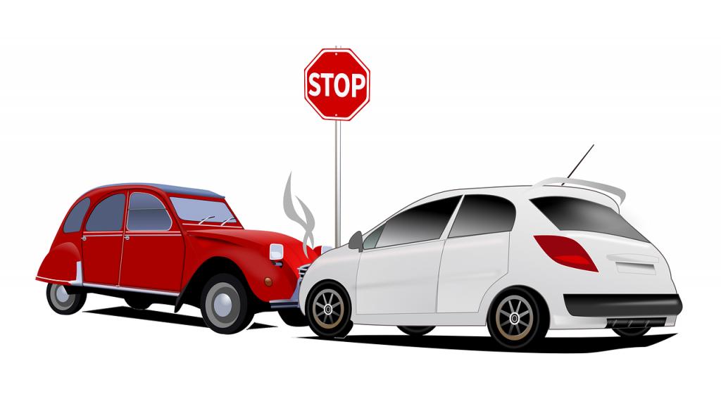 車同士の事故で多いのはどんなケース?